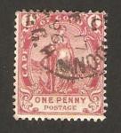 Stamps : Africa : South_Africa :  Esperanza