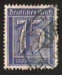 Sellos de Europa - Alemania -  DEUTFCHES REICH