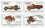 Stamps : America : Chile :  Centenario Bomberos de Castro