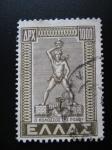 Sellos de Europa - Grecia -  Coloso de Rodas