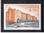 Sellos del Mundo : Europa : España : Edifil  3988  Castillos