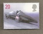 Sellos de Europa - Reino Unido -  Velocidad