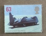 Stamps United Kingdom -  Velocidad
