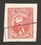 Stamps : Europe : Lundy :  Fauna, Frailecillo