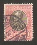 Stamps Europe - Serbia -  Pedro I Karageorgecich