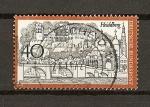 Stamps Germany -  RFA / Turismo - Heidelberg