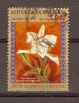 Stamps Honduras -  BRASSAVOLA  DIGBYANA