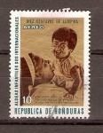 Sellos de America - Honduras -  Sor  MARÍA  ROSA