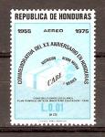 Stamps Honduras -  CARE  EN  HONDURAS