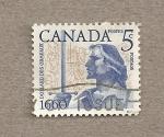 Sellos de America - Canadá -  Dollard des Ormeaux