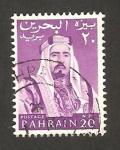 Sellos de Asia - Bahrein -  cheikh isa ben salman al khalifa