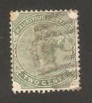 Stamps Africa - Mauritius -  victoria