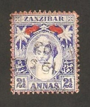 Stamps Africa - Tanzania -  zanzibar - sultan seyyid hamoud ben mohammed