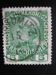 Stamps Europe - Austria -  Emperador Franz Joser