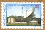 Stamps Romania -  Telecomunicaciones Cheia