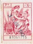 Stamps Europe - Spain -  Aguila franco 1943