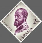 Sellos de Europa - España -  ESPAÑA 1958 1230 Sello ** Cent. Muerte Carlos I España V Alemania 2pts Spain Espagne