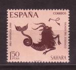 Sellos de Europa - España -  Pro-infancia  signos del zodiaco