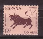 Stamps Spain -  Pro-infancia  signos del zodiaco