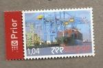 Stamps Belgium -  Puerto Brujas