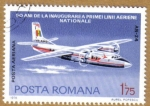 Stamps Romania -  AN-24