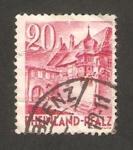 Stamps Germany -  casa de viñadores en saint martin