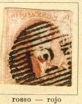 Stamps Europe - Belgium -  Leopoldo I, año 1849