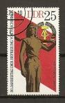 Stamps : Europe : Germany :  RDA (DDR) / 30 Aniversario de la Liberacion