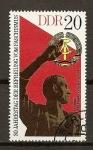 Stamps Germany -  RDA (DDR) / 30 Aniversario de la Liberacion