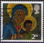 Sellos de Europa - Reino Unido -  Virgen