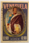 Stamps America - Venezuela -  Francisco Esteban Gómez Batalla de Matasiete