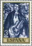 Stamps Spain -  SOLANA