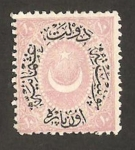 Stamps : Asia : Turkey :  inscripción
