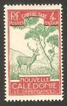 Sellos del Mundo : Oceania : Nueva_Caledonia : 27 - fauna, ciervo