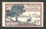 Sellos del Mundo : Oceania : Nueva_Caledonia : Bahía de Paletuviers