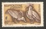 Sellos del Mundo : Oceania : Nueva_Caledonia : 259 - fauna, cagous