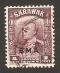 Stamps Asia - Malaysia -  Sarawak - Sir Charles Vyner Brooke