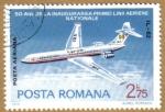 Stamps Europe - Romania -  IL-62