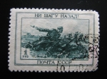 Stamps Russia -  Escenas de Batallas