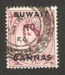 Stamps : Asia : Kuwait :  Elizabeth II