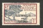 Sellos del Mundo : Oceania : Wallis_y_Futuna : Bahía de Paletuviers