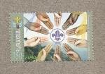Stamps Asia - Armenia -  Europa 2007