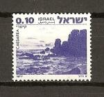 Stamps Israel -  Paisajes de Israel