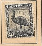 Sellos del Mundo : Oceania : Australia : Emu