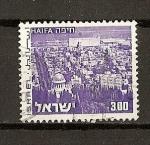 Stamps Asia - Israel -  Paisajes de Israel