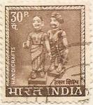 Stamps India -  HANDICRAFTS