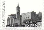 Stamps Spain -  CASTILLOS 3891