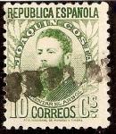 Stamps Europe - Spain -  Joaquin Costa