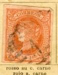 Sellos del Mundo : Europa : España : Isabel II Ed 1884