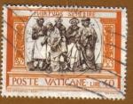 Stamps Europe - Vatican City -  Opera Misericordia